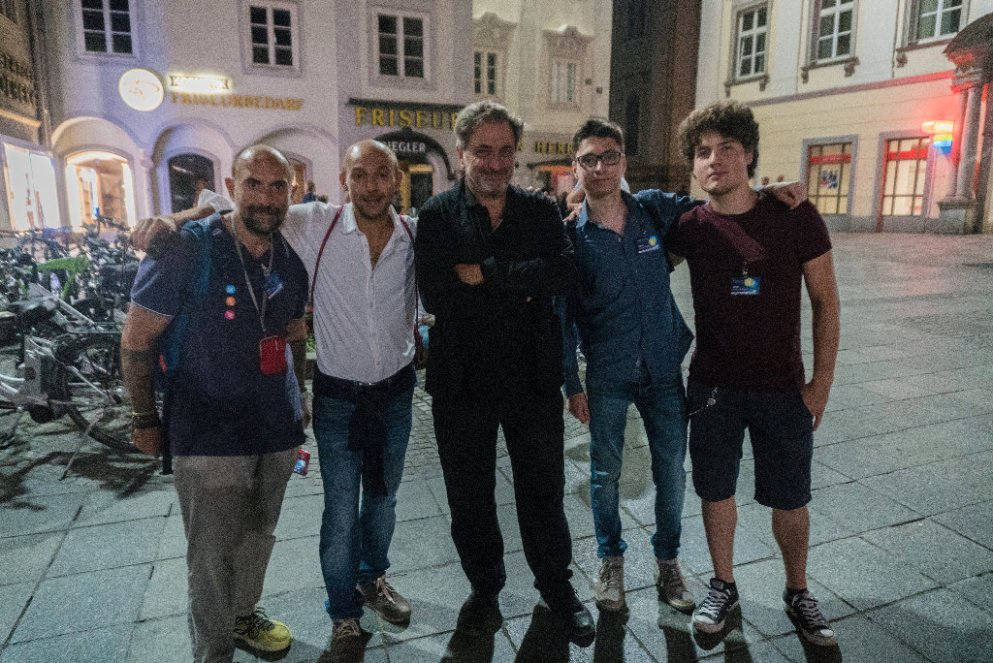 Ars Electronica 2016 team