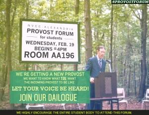 ProvostForum