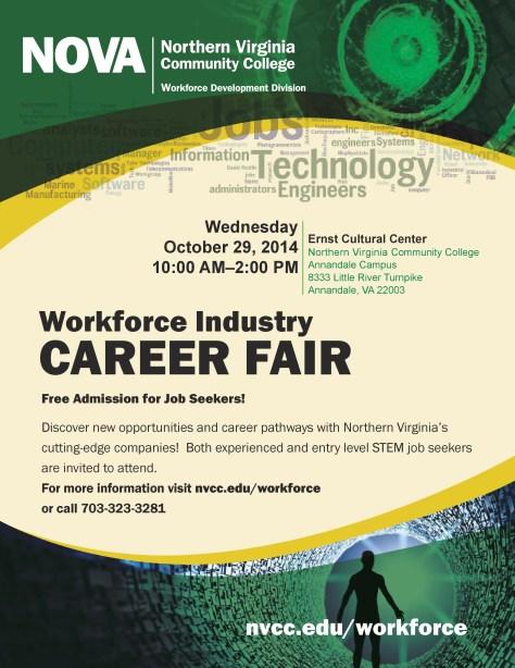 Career Fair Oct 2014