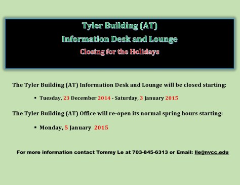 Tyler Building Closing for the Holidays-page0001