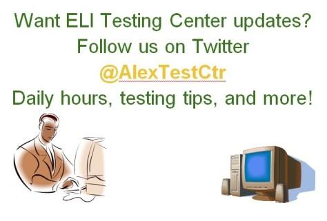 ELI Testing Center