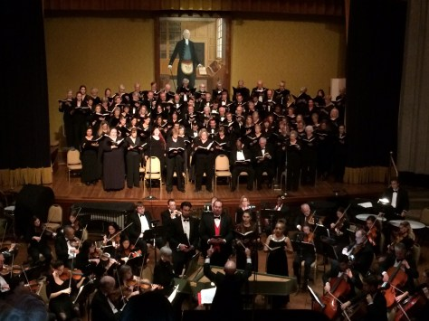 NOVA Community Chorus (Masonic Memorial)