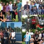 CCI 2016-17 East Coast participants