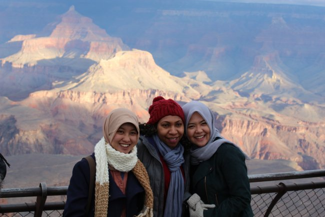 CCI at Grand Canyon