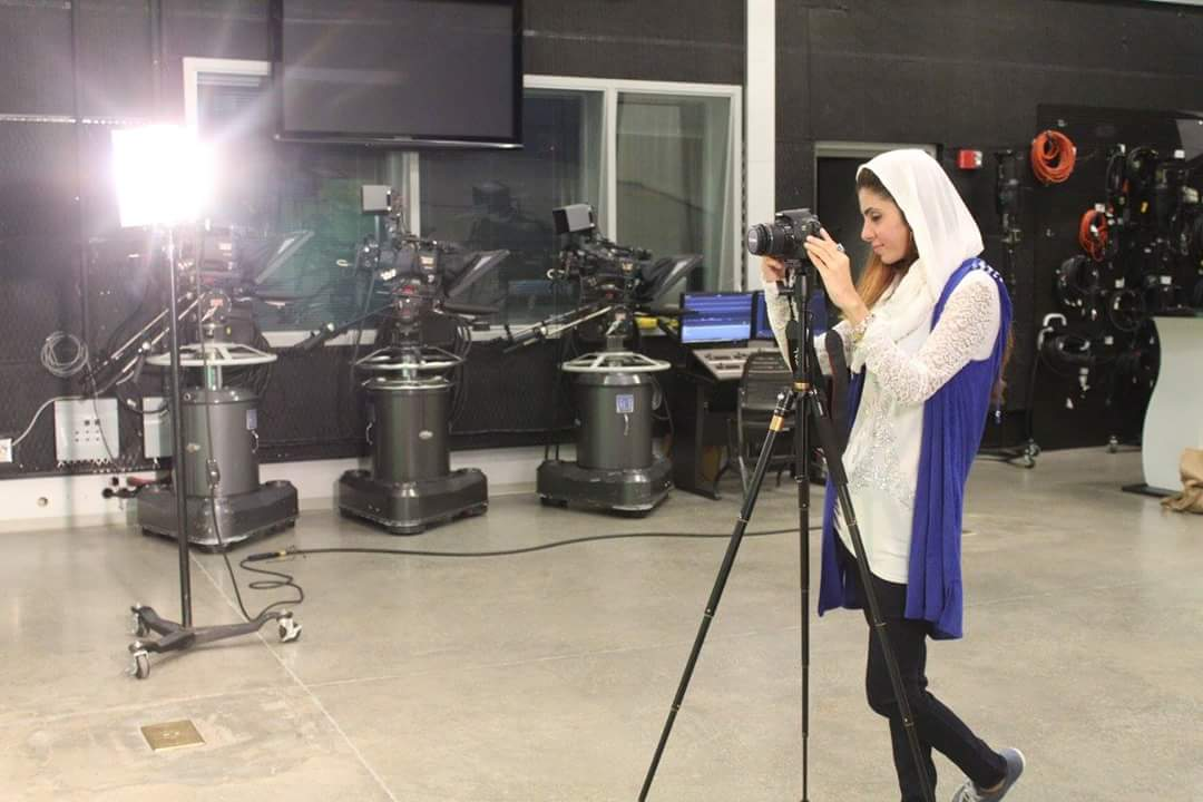 CCI Women Use Media Fields to Share Community Stories