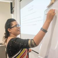 CCI Alumna Awarded Two Microgrants for Community Workshops