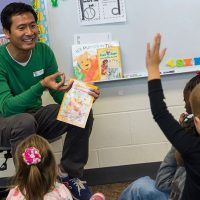 Celebrating American English in the CCI Program