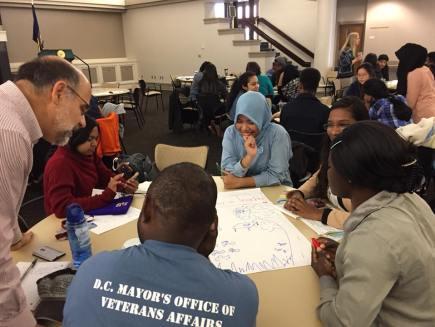 NOVA CCI Peacebuilding Workshop