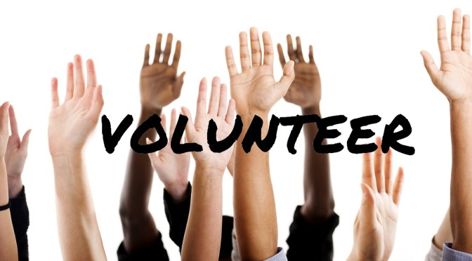 OCT 12. Dental Volunteers Needed