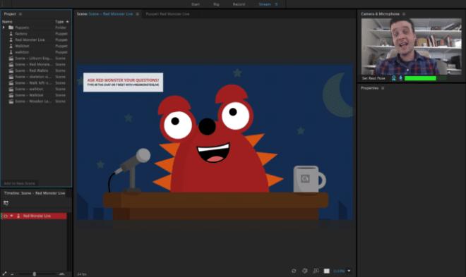 Adobe Character Animator