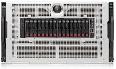 HPE Apollo 6500 server with NVIDIA V100 GPUs
