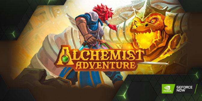 Alchemist Adventure on GeForce NOW