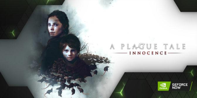 A Plague Tale: Innocence on GeForce NOW