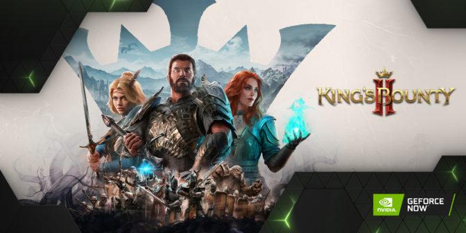 King's Bounty II on GeForce NOW