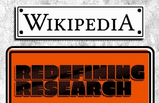 How Wikipedia is Redefining-Research Infographic thumbnail