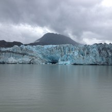 The John Hopkins Glacier in all her glory!