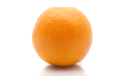 Orange - a source of vitamin C