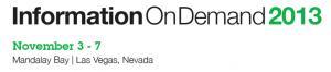IBM IOD 2013 logo
