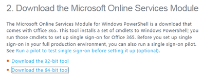 Activate Office365 users via Powershell - Perficient Blogs