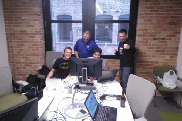 Hackathon team