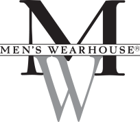 Mens Wearhouse logo_BW