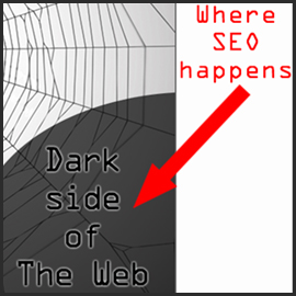 The Dark Side of the Web
