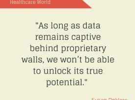 Susan DeVore, Premier healthcare alliance