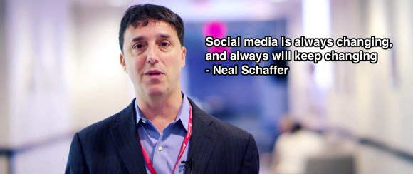 Neal Schaffer on the future of social media