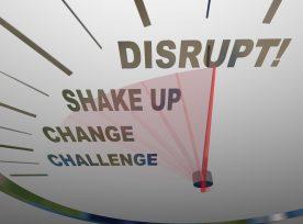 Disruptive Scalability