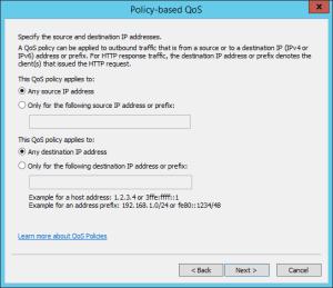 QoS-GPO-SrcDest IP