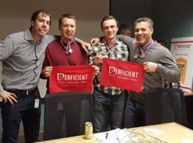 Office Olympics Strengthen Perficient's Minneapolis Team