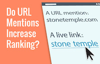 Do URL Mentions Affect SEO Rankings?