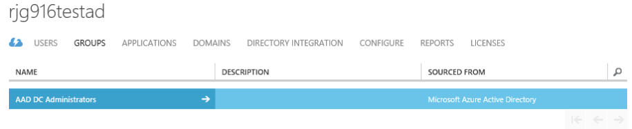 Using Azure AD Domain Service for SharePoint IaaS