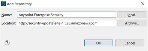 Mule Enterprise Security- Password Encryption Steps