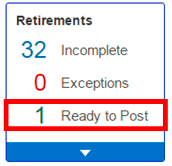 Retirements Infotile