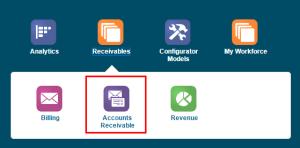 Rec - Accounts Receivable