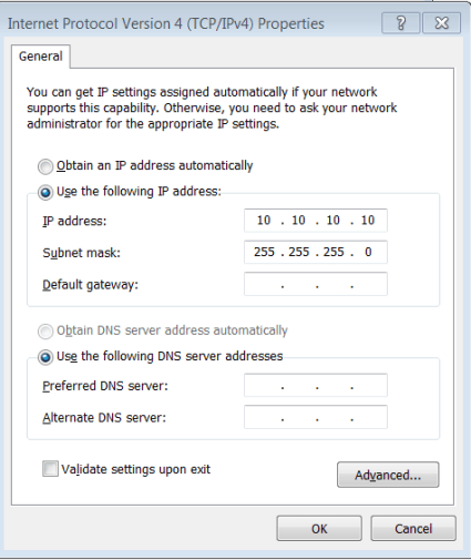 Loopback IP Address