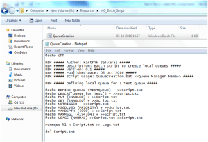 batch-file-with-mqsc-commands