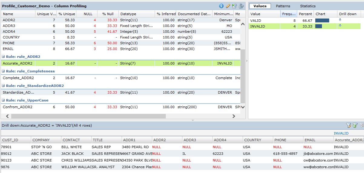 Informatica Data Quality A Peek Inside Part 1 Perficient Blogs
