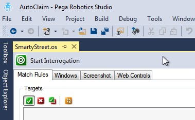Getting Started with Robotic Automation Using Pega