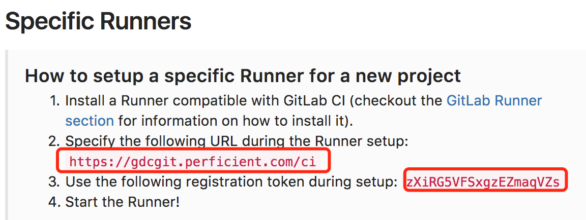 Basic Gitlab CI Configuration for iOS Projects - Perficient