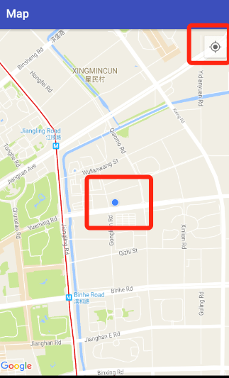 How To Use Google Maps In Android Perficient Blogs