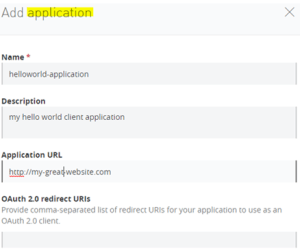 Applying a Mule API OAuth2 Security Policy
