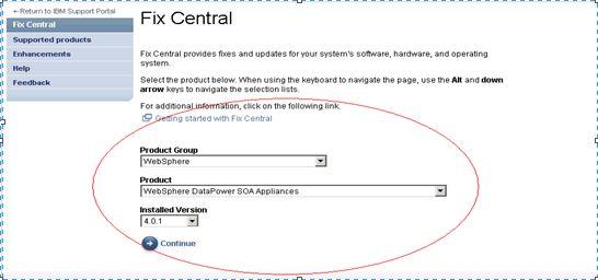 ibm datapower xi50 firmware
