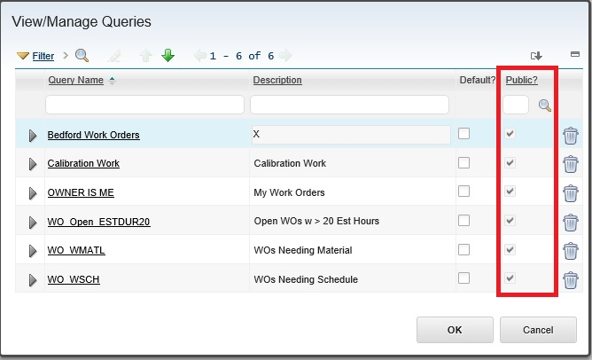 Maximo Public Query Best Practices Part 2 – Do it right
