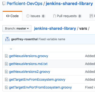 jenkins pipeline shared library