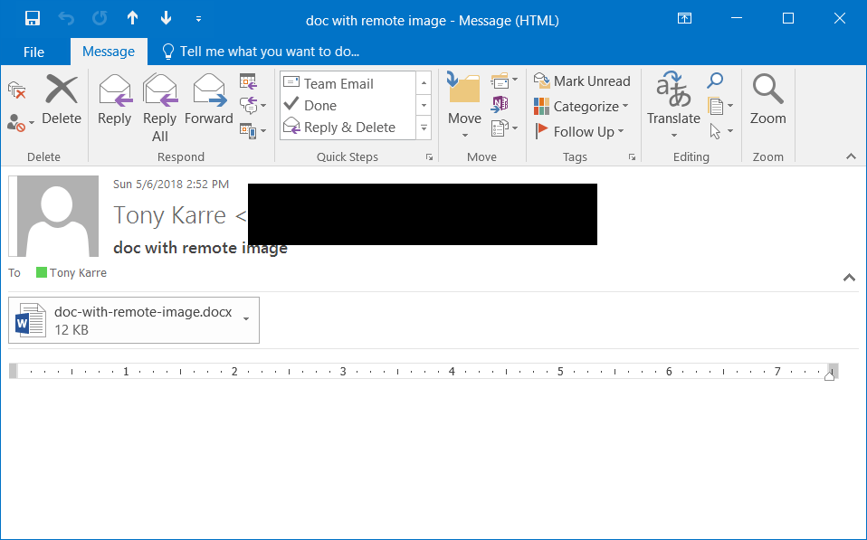 How Microsoft Word