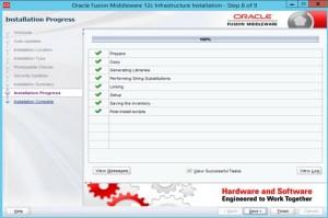 OBIEE 12 2 1 2 0 Installation and Configuration (Win 2012R2