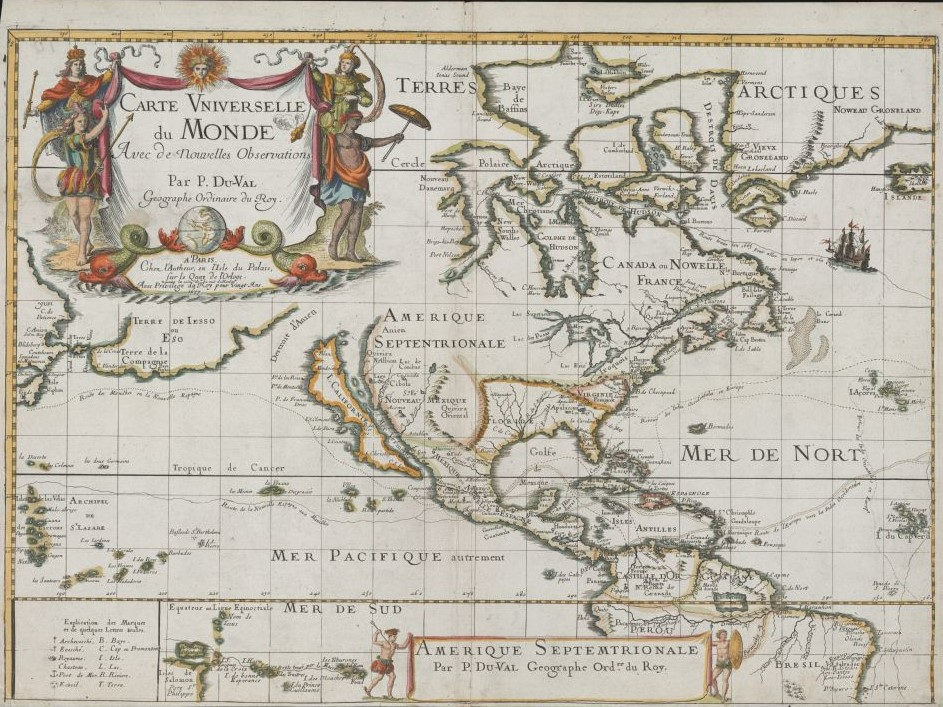Mapping The Island Of California Other Myths In Leading
