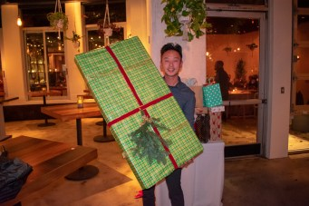 Large holiday gift